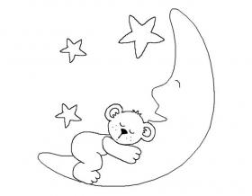 小浣熊简笔画图片
