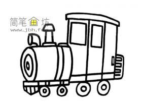 火车头的简笔画素材大全
