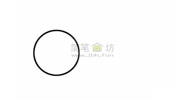 8个步骤教你学画儿童简笔画自行车【彩色】(1)