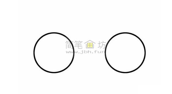 8个步骤教你学画儿童简笔画自行车【彩色】(2)