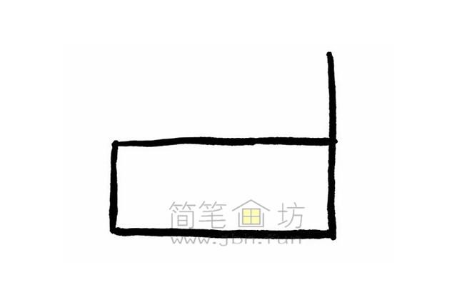 简单7步画出火车简笔画【彩色】(1)