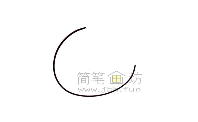 Q版直升机简笔画画法教程【彩色】(1)