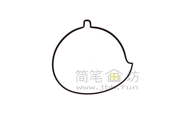 Q版直升机简笔画画法教程【彩色】(3)