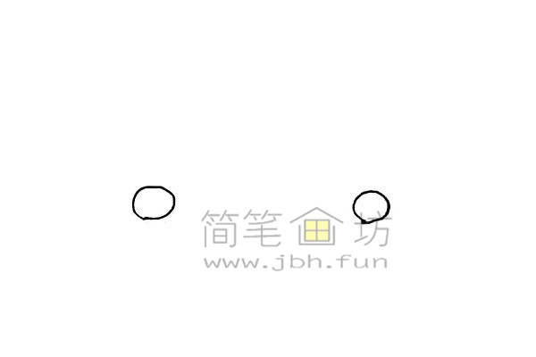 美味的火鸡简笔画绘画步骤教程【彩色】(1)