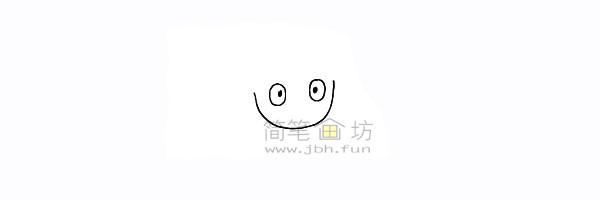 海贼王路飞简笔画简笔画教程【彩色】(2)