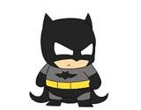蝙蝠侠简笔画