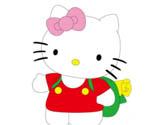 kitty猫简笔画