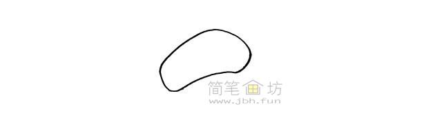 警察叔叔简笔画画法教程【彩色】(1)