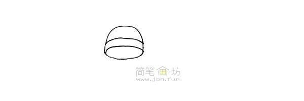 花洒简笔画绘画步骤【彩色】(2)