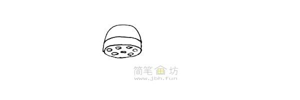 花洒简笔画绘画步骤【彩色】(3)
