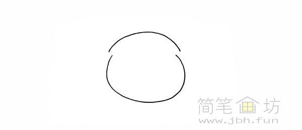 卡通向日葵简笔画彩色画法【彩色】(2)