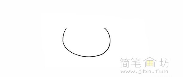 卡通向日葵简笔画彩色画法【彩色】(1)